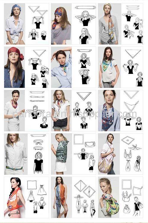 Mori Girl Fashion Easy Warm Cotton Pashmina Scarves Pashmina Cape