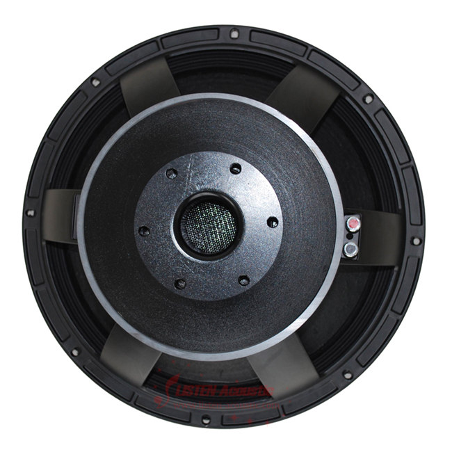 Steel frame popular 15inch audio woofer