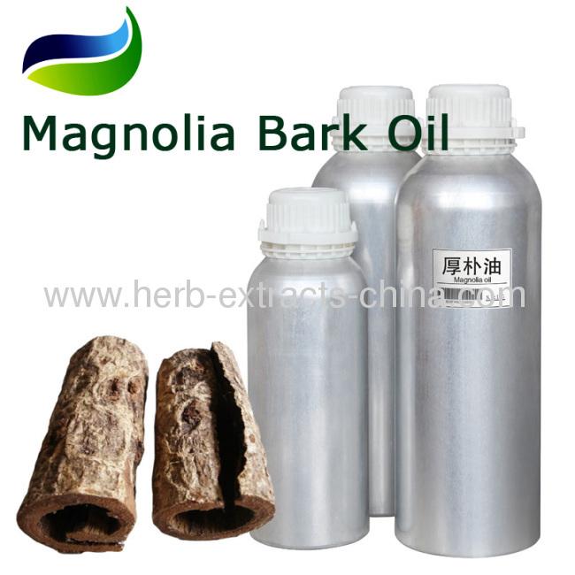Chinese Herbal Alternative Medicine Magnolia Bark Oil