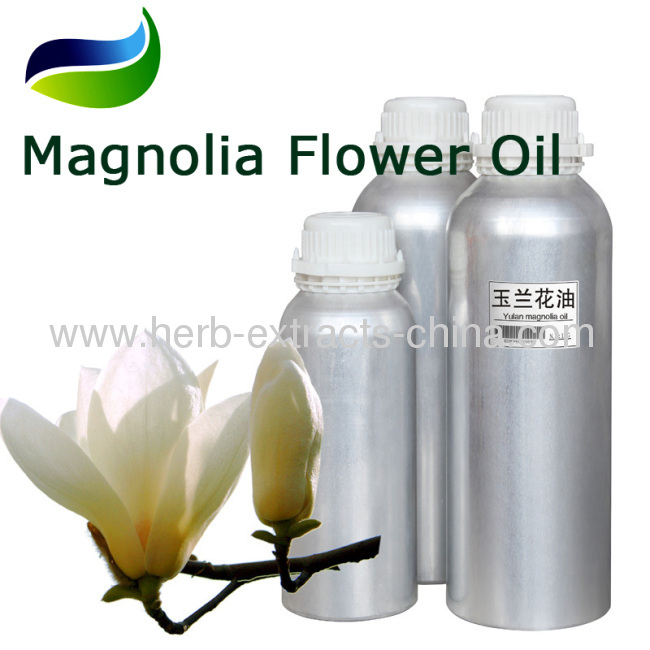 Precious Floral Magnolia Flower Oil from Cortex Magnolia Officinalis