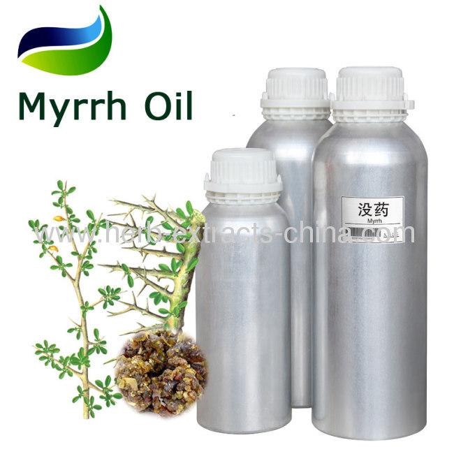 Aromatherapy Use Pure Myrrh Oil
