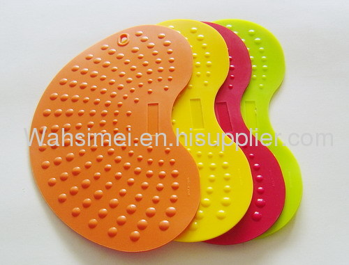 High quality cup heat resistant silicon mat