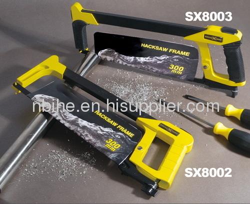 12Adjustable Hacksaw Frame with soft handle