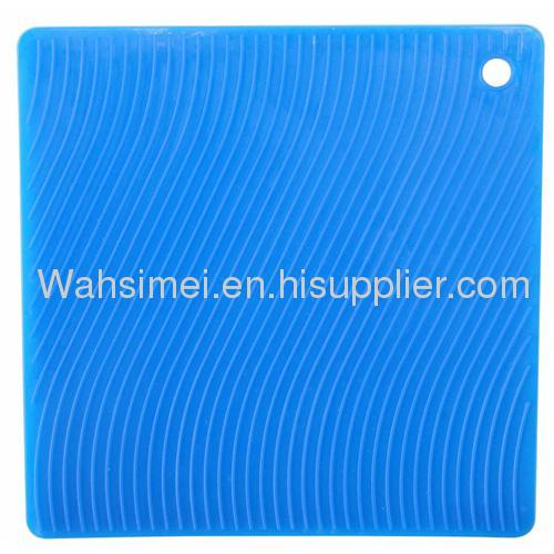 Eco friendly food grade transparent silicone mat for cooking