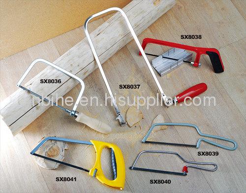Hand tools Mini Hacksaw Frame(Steel,fixed,light)