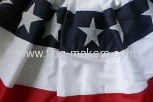 Custom USA pleated Fun