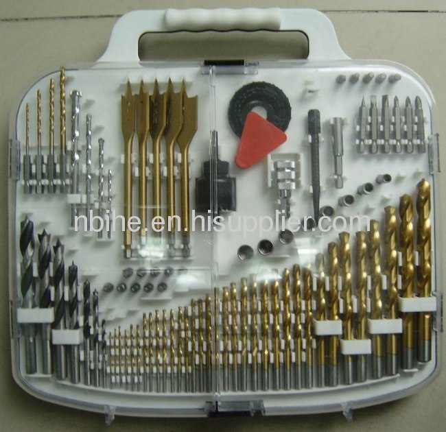92pc Combination Drill Bit Set includes varies drill bit and accessory