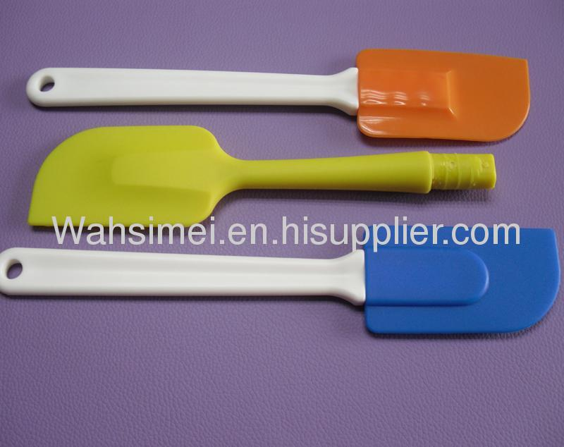 Hot sell eco-friendly heat resisitant silicone shovels