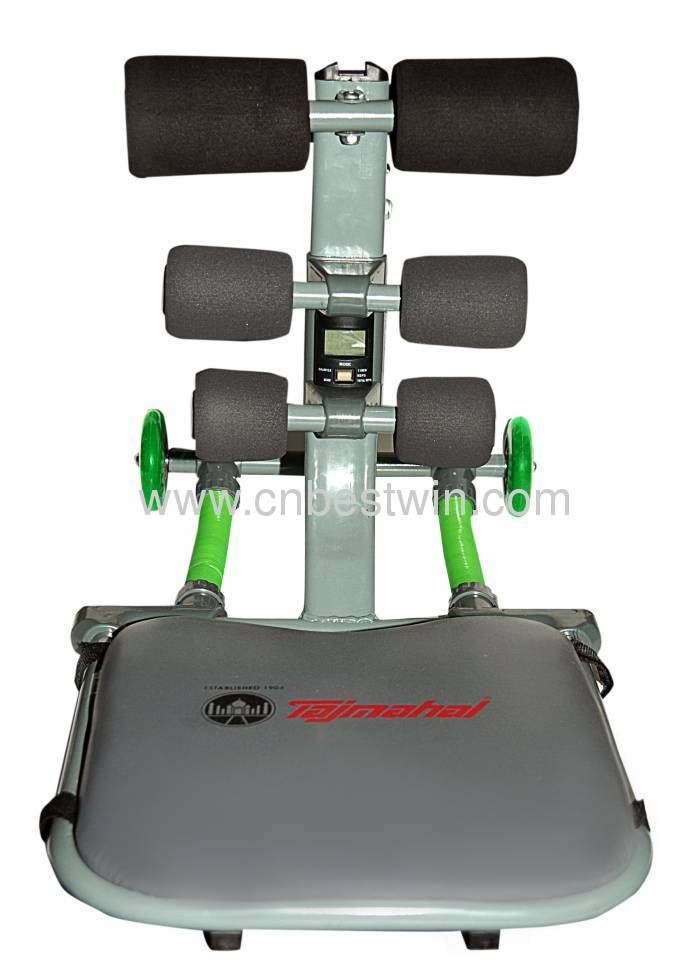 Curved Abdominal Bench