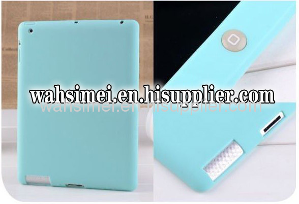 Silicon ipad cover cases