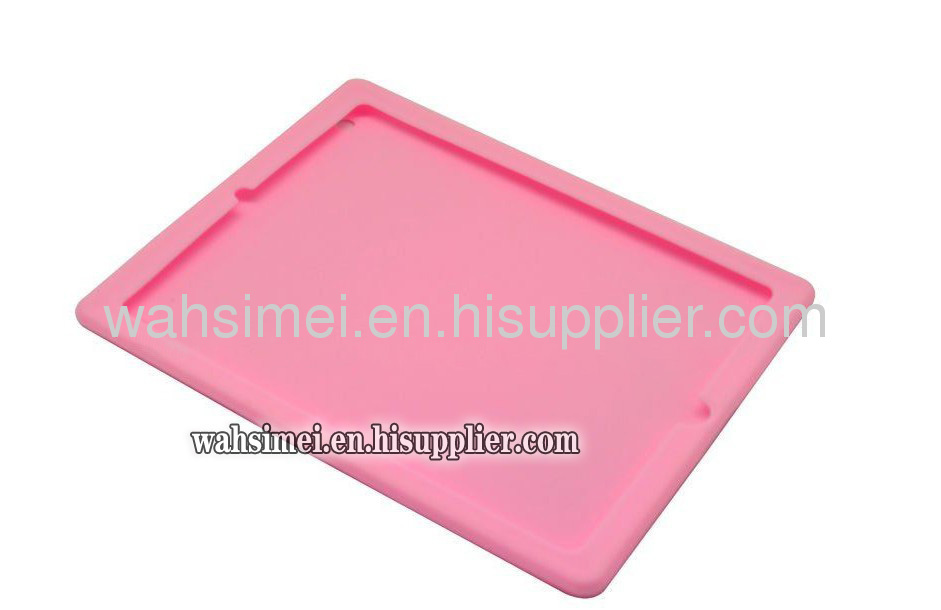 Fashion Silicon ipad case
