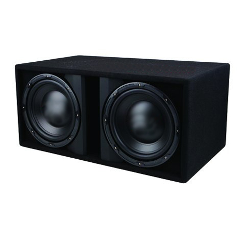 Dual Car Audio Subwoofer