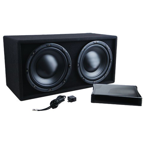 12Car Audio Complete Bass Kit