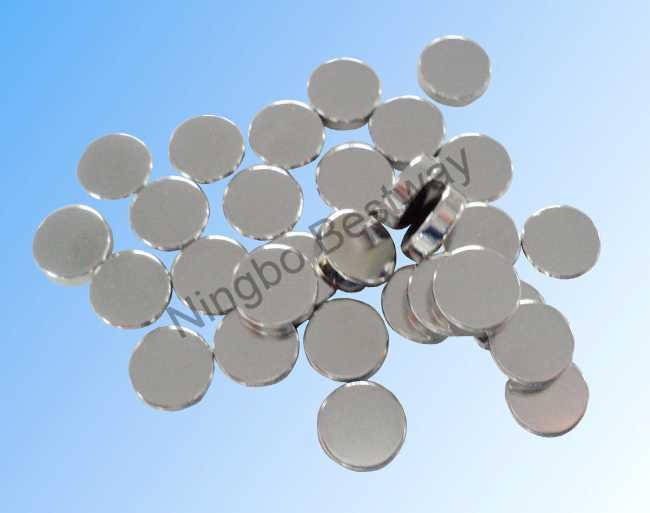 Speaker Disc NdFeB Magnet