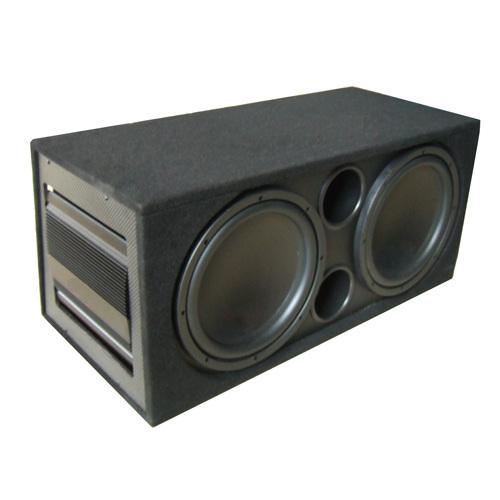 Avtive Dual Car Audio
