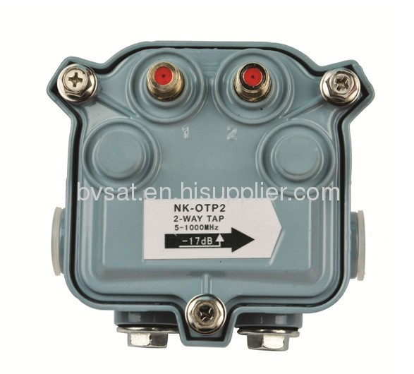 Outdoor Water-proofCATV trunk system signal distribution TAP