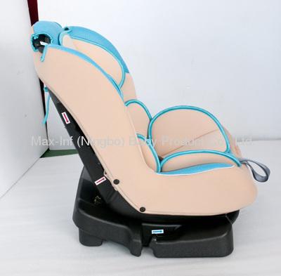 BABY CAR SEAT V2 BLACK GREY