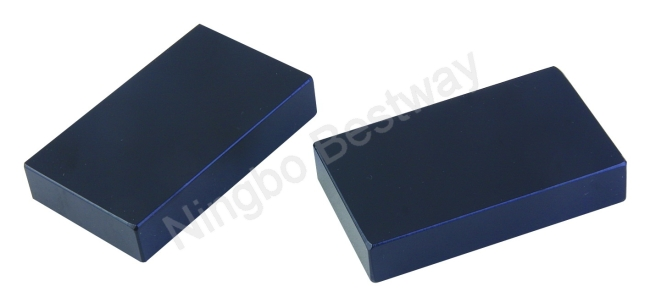 Block NdFeB Magnet with Epoxy Plated