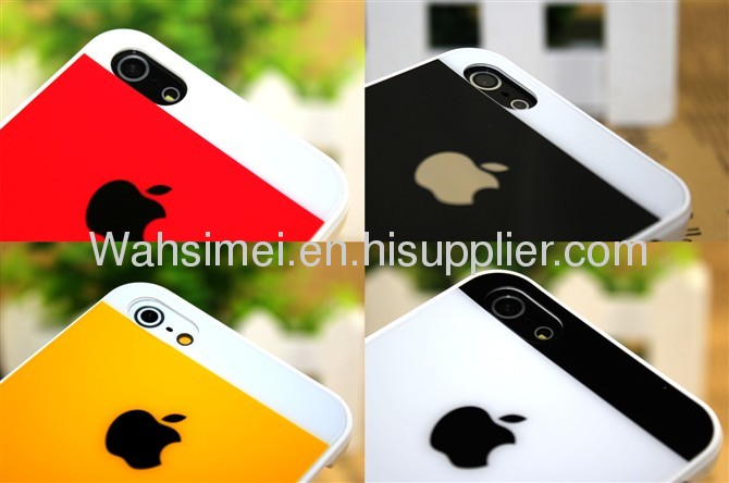 For iphone 5 case many colors available