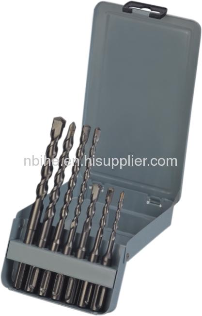 Heavy duty SDS plus hammer drill bit