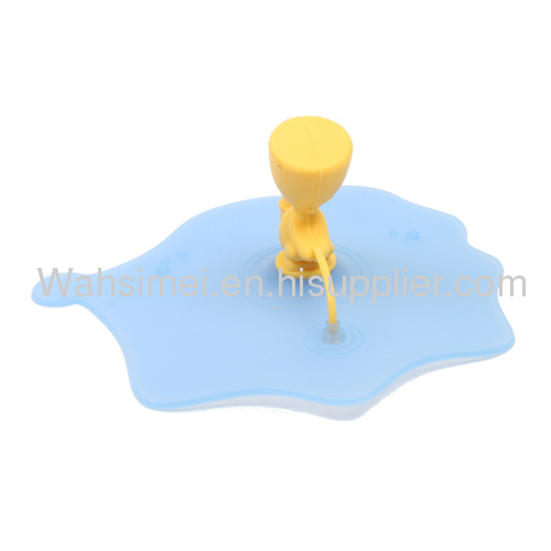Preety magic silicone cup lids
