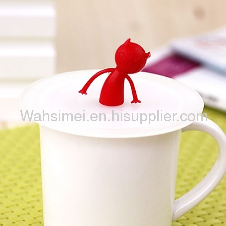 Top quality Customized silicone cup lids