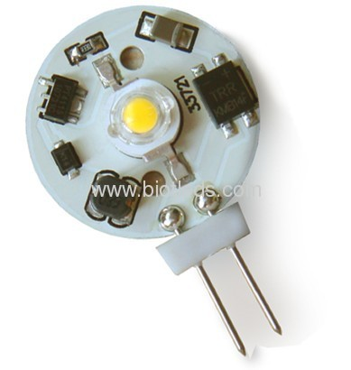 1W G4 CREE led bulb with side pin