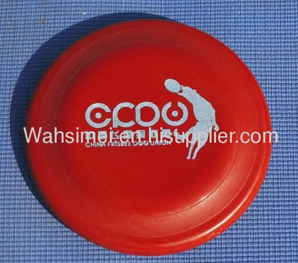 High quality customized silicone flying disc