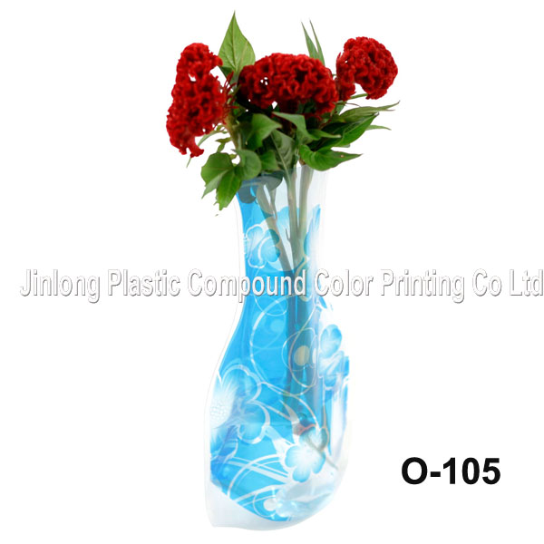 stand up flower packaging pouch