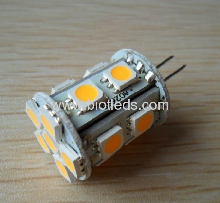 2W G4 15SMD led bulb with 360 degree