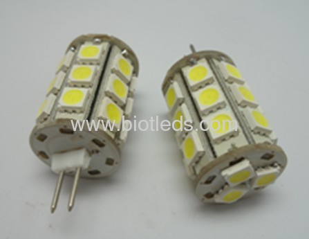 3.5W G4 13SMD led bulb with 360 degree