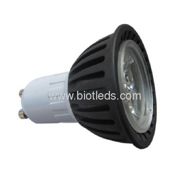 3W 3X1W High Power led spot GU10 base
