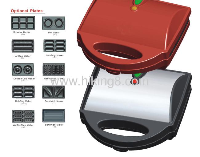 Electric sandwich maker SW215
