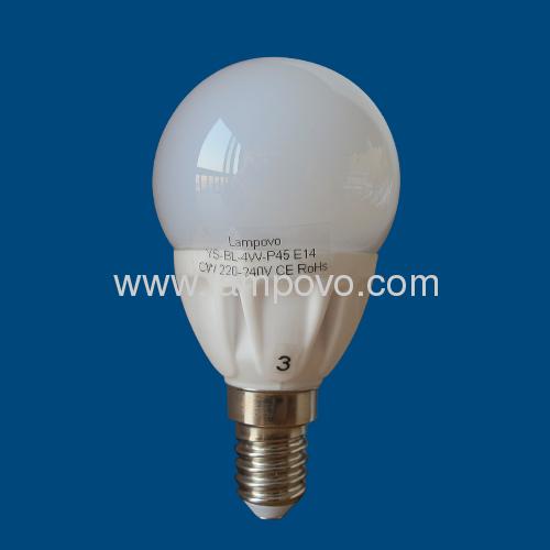 P45 E14 SMD2835 4W LED BULB