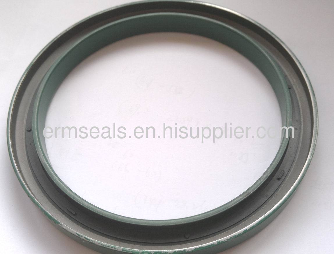 John Deere Rear/oil seal3,4, and 6 cylinder MaxiForcePart no. RE44574. Replaces part no. RE24959Seal