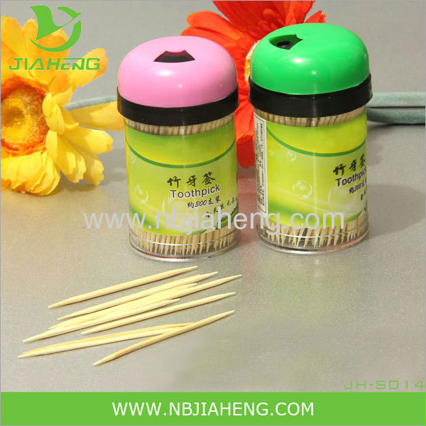 High Quality Natural Bamboo Toothpicks for daily use