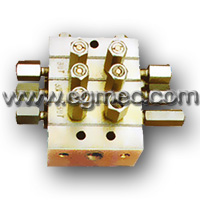 Progressive Lubrication Divider Blocks