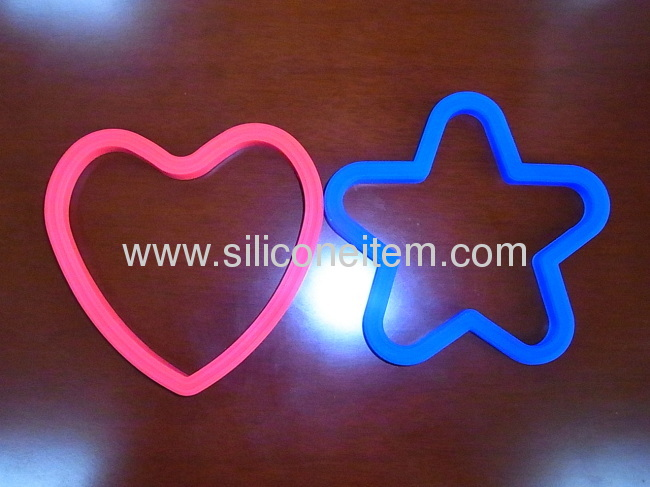 European Standard Silicone Egg Formers