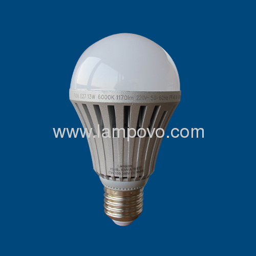 A70 E27 SMD5630 13W Dimmable LED BULB