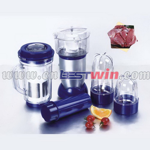 2 in 1 Electric Blender ,700W mini blender
