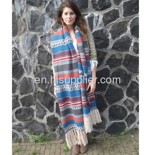 Fashion Bohemia Style Extra Long Women