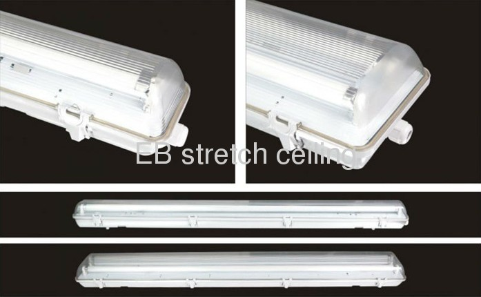 T8 2 36w Ip65 Waterproof Fluorescent Lamp Tube From China