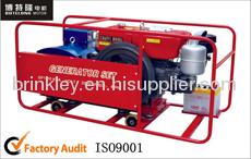 10KW Single-cylinder water-cooled diesel generator genset