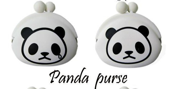 Fashionable ladies purse for promotion,Silicone Coin Bank
