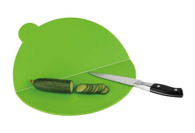 round folding chopping board