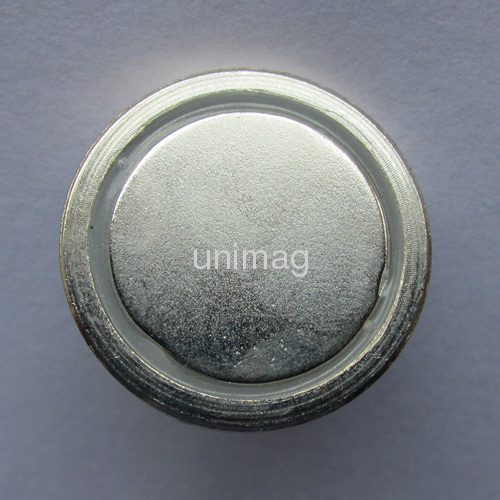 Sintered NdFeB Pot magnet
