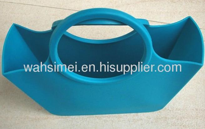 Silicon ladies handbag