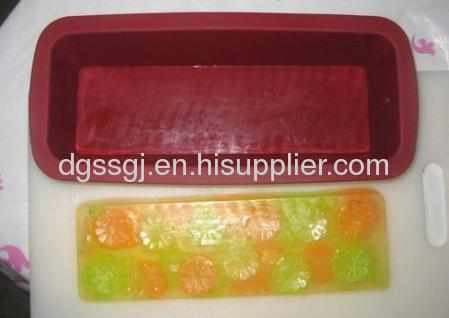 Freshware Silicone Cake Mold and Loaf Pan