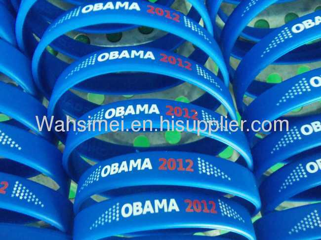 Cheap silicone bracelet for promotion,silicone wristband
