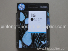 Original Ink Cartridge for HP15